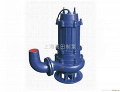 WQ系列排污泵