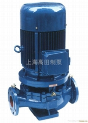 GTLR熱水循環泵