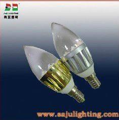 e14 3w led candle bulb