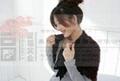 韩国时尚百变围巾