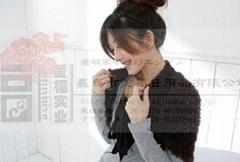 韓國時尚百變圍巾