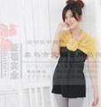 韓國時尚百變圍巾   2