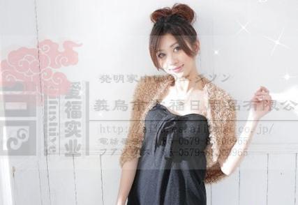 韓國時尚百變圍巾   5