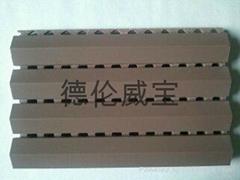 W型吸音板