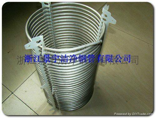 空氣能熱泵換熱器盤管 1