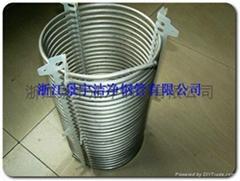 空气能热泵换热器盘管
