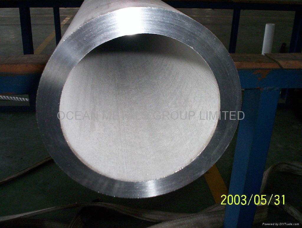 316/316L 不鏽鋼無縫管 1