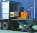 固定式液壓裝卸平台