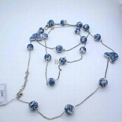 Fashion ceramic necklace