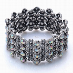 Fashion charming alloy bracelet