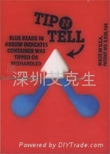 TIP-N-TELL 防傾斜標籤