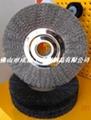 鍍銅鋼絲輪 鋼絲刷 2