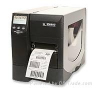 苏州斑马Zebra ZM400条形码打印机