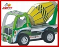 engineering truck paper puzzle 4
