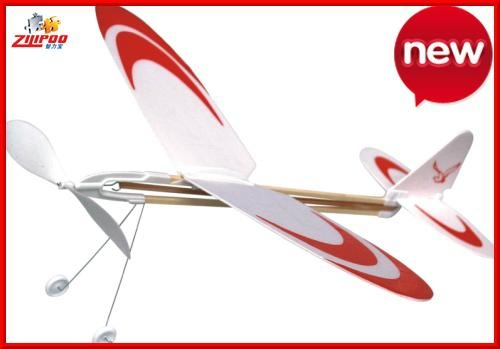 how to make toy aeroplane that can fly