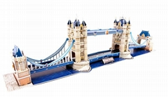 London bridge 3D puzzle