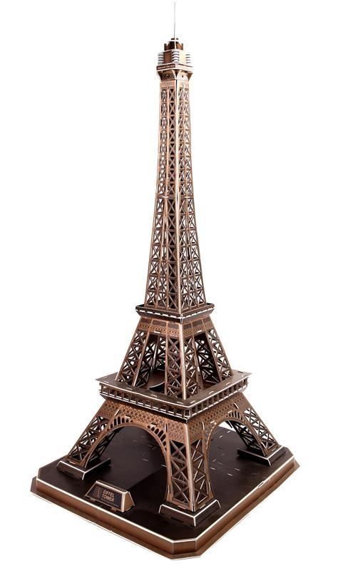 埃菲尔铁塔立体拼图