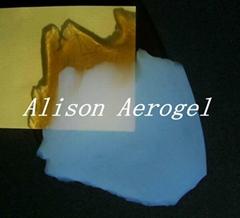 納米氣凝膠保溫材料