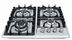 4 Burner Stainess steel gas cooker