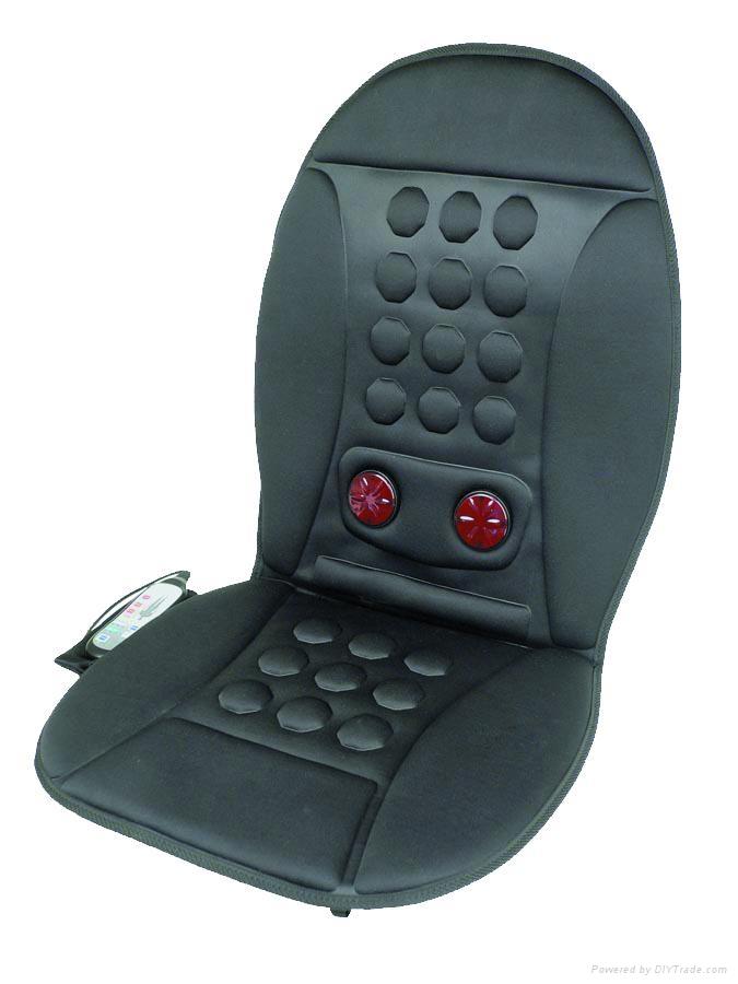 Infrared massage cushion with car adaptor  1