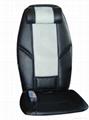 Shiatsu car massage cushion with heat