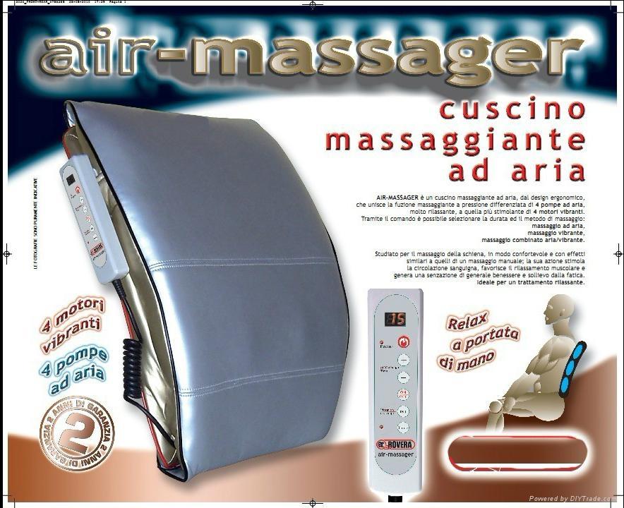 Air bag massage cushion comfortble  Vibration massager 3