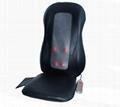shiatsu and swing massage cushion with heat Ergonomic design 1