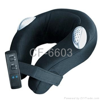 Neck & Shoulder massager with heat Neck pain reliever  3