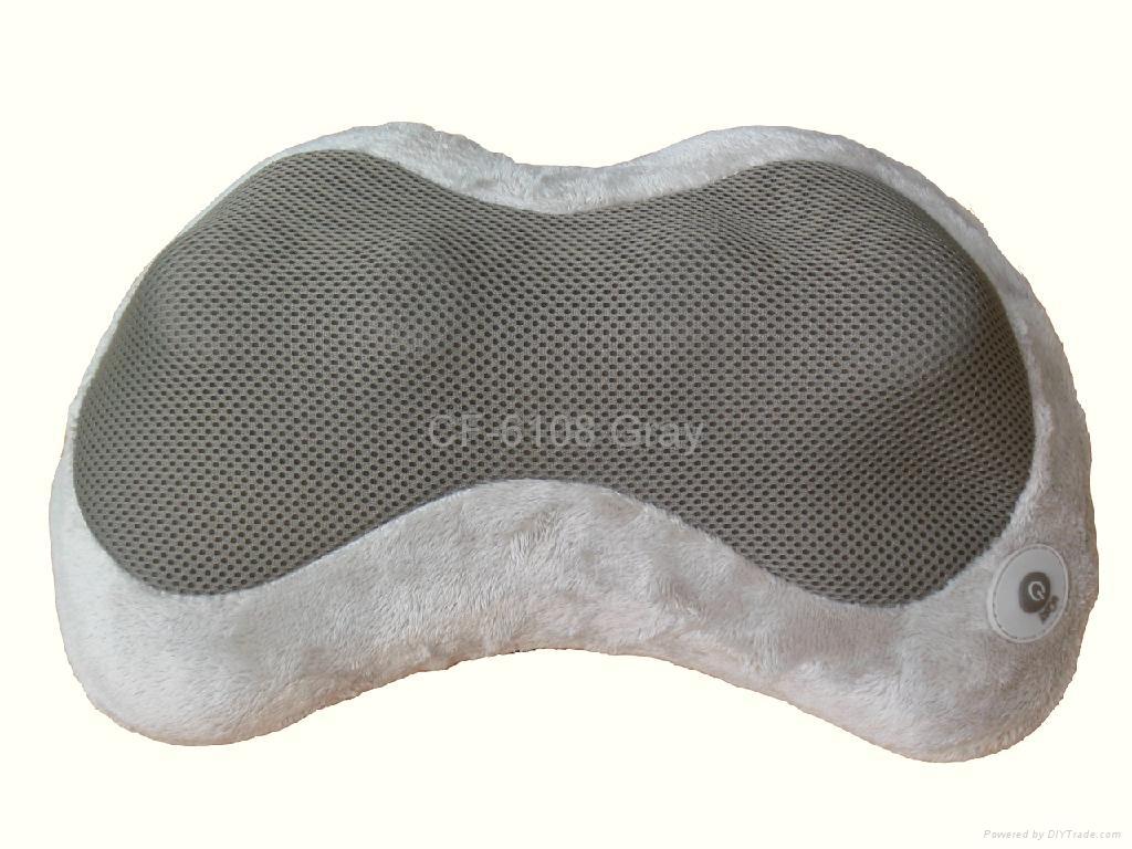 Butterfly shiatsu massage pillow  4