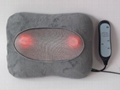 Rolling massage pillow with two rotation directions 3