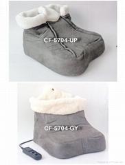 Foot warmer massager