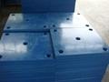 超高分子量聚乙烯護舷貼面板