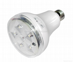 LED Rechargeable energy-saving lamp