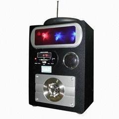 Multi-function Portable MP3 Speaker