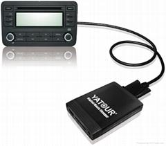 Yatour雅途乐MP3数码碟盒福特汽车专用