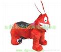 动物电动玩具车 2