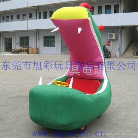 充气电瓶车 4