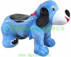 玩具狗电动车