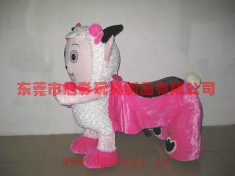 喜羊羊儿童玩具娱乐车 1
