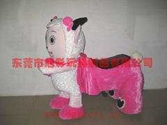 喜羊羊儿童玩具娱乐车