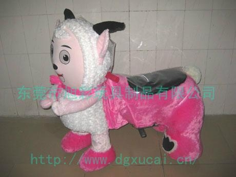喜羊羊儿童玩具娱乐车 2