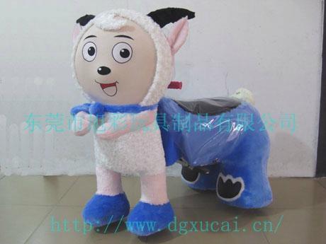 喜羊羊儿童玩具娱乐车 3