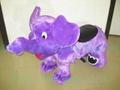 小飛象電動玩具車 1