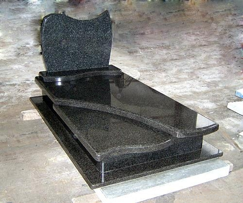 European Style Granite Tombstone Tts 04 Tts China