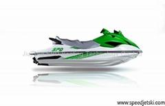 Watercraft with 1100cc 4