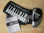 61键弹性手卷钢琴 1