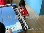 硅胶手卷钢琴 1