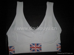 2012Fashion Ladies vest&bras