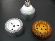 厦门LED散热器铝型材