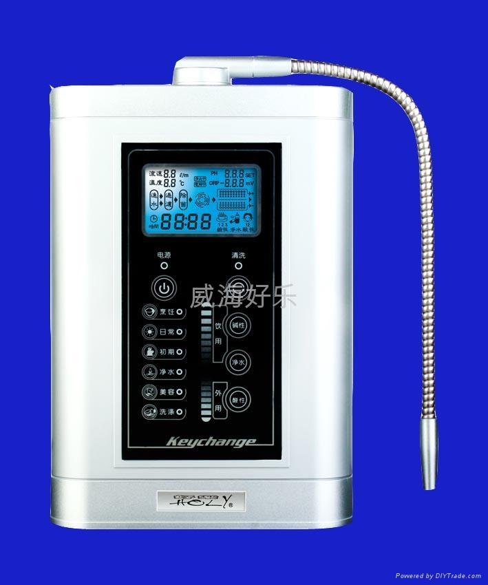 好乐加热型电解水机 1
